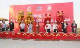 Công ty cổ phần địa ốc Kim oanh: Động thổ dự án khu đô thị Phú Hội