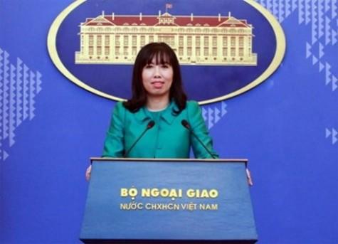 Vietnam settles East Sea disputes by peaceful measures