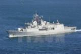 Tàu Hải quân Hoàng gia New Zealand thăm hữu nghị Đà Nẵng