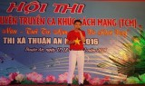 """Nguyễn Hoàng Thái - Nỗ lực để xứng đáng """"Học sinh 3 tốt"""""""