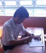 Phạm Thanh Phong - Cậu học trò đa tài