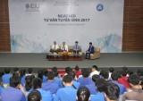 Trường Đại học Quốc tế Miền Đông: Tổ chức Ngày hội tư vấn tuyển sinh năm 2017