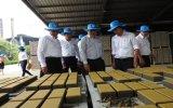 Giám sát hoạt động Dự án đầu tư xây dựng khu liên hợp xử lý chất thải rắn Nam Bình Dương