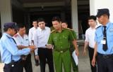 Kiểm tra công tác PCCC tại Công ty TNHH King Maker Việt Nam Footwear