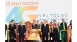 越南军队电信集团正式开通4G网络