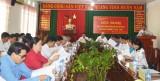第一季度,宜安市经济社会情况积极地发展