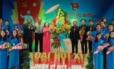 Bế mạc Đại hội Đại biểu Đoàn TNCS Hồ Chí Minh thành phố Thủ Dầu Một lần thứ XI nhiệm kỳ 2017-2022