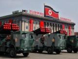 Máy bay phát hiện hạt nhân Mỹ cất cánh khẩn cấp tại bán đảo Triều Tiên