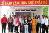Phu Giao's Red Cross Society takes good care of the poor