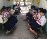 Thư viện trường học di động