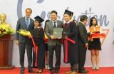 Trường Đại học Việt Đức: Trao bằng tốt nghiệp cho 80 tân cử nhân, thạc sĩ