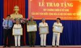 Công an tỉnh Bình Dương: 342 cá nhân vinh dự được tặng thưởng Huy chương Chiến sĩ vẻ vang