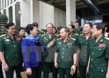 Chủ tịch Quốc hội gặp mặt cựu chiến binh giữ thành cổ Quảng Trị