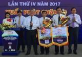Kết quả chặng 1, Giải đua xe đạp Truyền hình Bình Dương mở rộng, tranh cúp BECAMEX IDC năm 2017: Trương Phước Lộc giành giải nhất hạng A