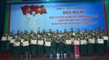 """Quân đoàn 4 tuyên dương 59 gương điển hình về xứng danh """"Bộ đội Cụ Hồ"""""""