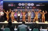 Bình Dương giành thêm 1 HCV giải vô địch thể hình và Fitness Đông Nam Á