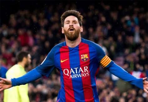 Messi lập cú đúp, Barca đại thắng 7-1 ở La Liga