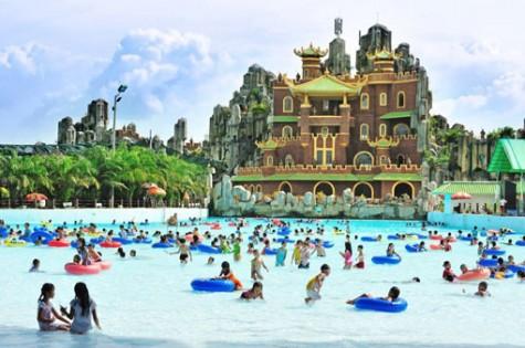 Dịp lễ, dự báo lượng khách đến Bình Dương tăng cao