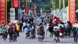 Lượng khách đến vui chơi tại các điểm du lịch tăng từ 20-50% so với ngày thường