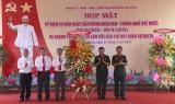 Bắc Tân Uyên: Khánh thành trụ sở làm việc của Ban Chỉ huy Quân sự huyện