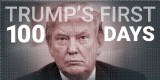 """100 ngày làm tổng thống chưa đủ để """"nước Mỹ vĩ đại trở lại"""""""