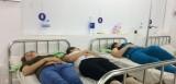 Hàng chục công nhân nhập viện sau khi ăn mì gói