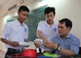 Trung tâm giáo dục thường xuyên tỉnh: Dạy chữ và dạy nghề