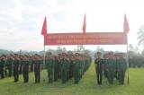 Trung đoàn 2, Sư đoàn 9 (Quân đoàn 4): Thi đua kỷ niệm 70 năm Ngày Thương binh - Liệt sĩ và hưởng ứng Tháng hành động về an toàn, vệ sinh lao động