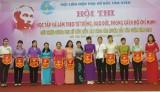 """Hội LHPN huyện Bắc Tân Uyên: Tổ chức hội thi """"Học tập và làm theo tư tưởng, đạo đức, phong cách Hồ Chí Minh"""""""