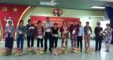 Hội Chữ thập đỏ  phường Chánh Mỹ, TP.Thủ Dầu Một: Họp mặt ngày Chữ thập đỏ - Trăng lưỡi liềm đỏ quốc tế