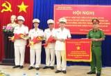 Cảnh sát Phòng cháy và Chữa cháy tỉnh Học tập và làm theo tư tưởng, đạo đức, phong cách Hồ Chí Minh: Xuất hiện nhiều tập thể, cá nhân điển hình