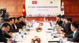 越南韩国环境工业合作论坛在越南举行