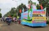 Bình Dương tổ chức mít tinh hưởng ứng Tuần lễ quốc gia nước sạch và vệ sinh môi trường năm 2017