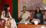 Cựu chiến binh Lê Hoàng Kế, xã Vĩnh Hòa, huyện Phú Giáo: Bác Hồ là niềm tin yêu lớn lao