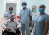Phẫu thuật miễn phí đục thủy tinh thể cho bệnh nhân nghèo