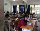 Tổ chức thi thử THPT quốc gia năm 2017