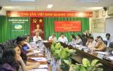 Hội nghị sơ kết 3 năm thực hiện quyết định số 217 – QĐ/TW và quyết định 218 – QĐ/TW của Bộ Chính trị (khóa XI)
