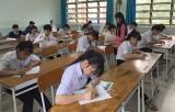 Sở Giáo dục - Đào tạo: Tổ chức kỳ thi thử quốc gia năm 2017