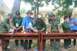 Chú trọng giáo dục quốc phòng - an ninh trong học sinh - sinh viên