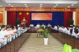 Trực tuyến hội nghị sơ kết 1 năm thực hiện Chỉ thị 05-CT/TW của Bộ Chính trị