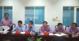 Delegation of provincial People's Council's Economic-Budget Commission works with Tan Uyen