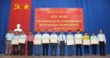 Huyện ủy Bàu Bàng sơ kết 1 năm thực hiện Chỉ thị số 05-CT/TW của Bộ Chính trị