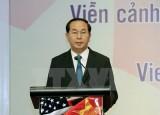 Toàn văn bài phát biểu của Chủ tịch nước ở Hội thảo Việt Nam-Hoa Kỳ