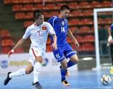 U20 Futsal Việt Nam ngược dòng ngoạn mục trước U20 Đài Loan