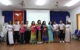 Tổ chức lễ tri ân, trưởng thành cho học sinh lớp 12