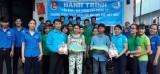 Hội LHTN Phường Tân Bình, Tx.Dĩ An:  Tổ chức hành trình thanh niên công nhân