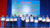20 advanced youths in following Uncle Ho's teachings honored