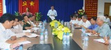 Further disseminating outcomes of studying and following late President Ho Chi Minh's ideology, morality and lifestyle
