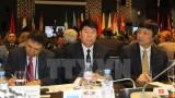 越南代表俄罗斯出席第八届安全事务高级代表国际会议