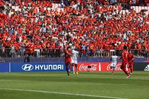 U-20 VN chia tay World Cup